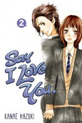 Kodansha Comics's Say I Love You Soft Cover # 2