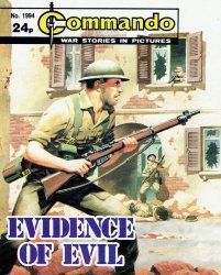 D.C. Thomson & Co.'s Commando: War Stories in Pictures Issue # 1994