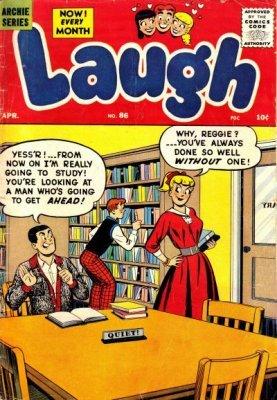 Laugh #7 VF//NM June 1988