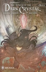 Archaia Studios Press's Jim Henson's Power of The Dark Crystal Issue # 9b