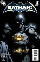 DC Comics's Batman: The Return Issue # 1