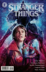 Dark Horse Comics's Stranger Things Issue # 1c