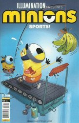 Titan Comics's Minions: Sports! Issue # 2