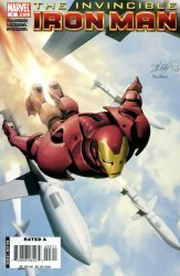 Marvel Comics's Invincible Iron Man Issue # 3