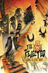 Source Point Press's The Rejected: Long is the Way Issue # 1