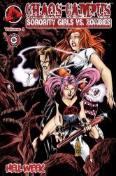 Approbation Comics's Chaos Campus: Sorority Girls vs Zombies TPB # 1