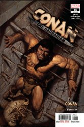 Marvel Comics's Conan the Barbarian Issue # 15
