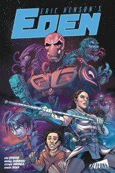 Alterna Comics's Eden TPB # 1