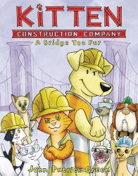 First Second Books's Kitten Construction Company Hard Cover # 2