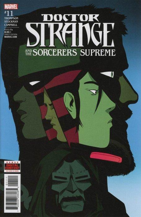 VF+ ^ Young Variant NOW Doctor Strange Sorcerers Supreme #1 Marvel 2016