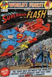 DC Comics's World's Finest Comics Issue # 198