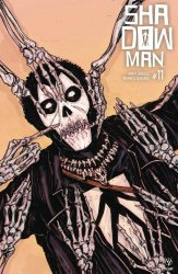 Valiant Entertainment's Shadowman Issue # 11c