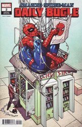 Marvel Comics's Amazing Spider-Man: Daily Bugle Issue # 2b