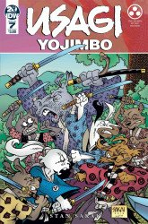 IDW Publishing's Usagi Yojimbo Issue # 7