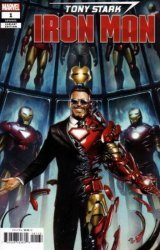Marvel Comics's Tony Stark: Iron Man Issue # 1e