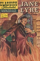Gilberton Publications's Classics Illustrated #39: Jane Eyre Issue # 1k