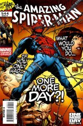 Marvel Comics's The Amazing Spider-Man Issue # 544