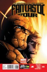 Marvel's Fantastic Four Issue # 8