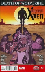 Marvel's Wolverine and The X-Men Issue # 10