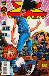 Marvel Comics's X-Factor Issue # 109b