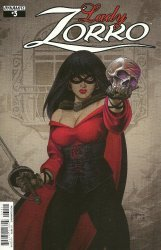 Dynamite Entertainment's Lady Zorro Issue #3