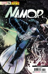 Marvel Comics's Namor: The Best Defense Issue # 1-2nd print