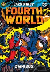 DC Comics's Jack Kirby's Fourth World Omnibus Hard Cover # 1