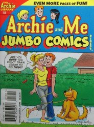 Archie Comics Group's Archie and Me: (Jumbo) Comics Digest Issue # 18