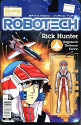 Titan Comics's Robotech Issue # 1sdcc-b