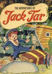 Parents Magazine Institute's The Adventures of Jack Tar Issue nn