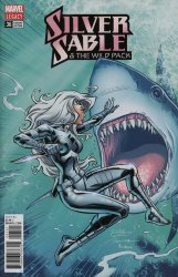 Marvel Comics's Silver Sable and the Wild Pack Issue # 36c