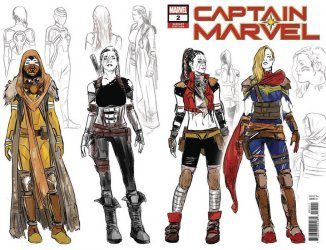 Marvel Comics's Captain Marvel Issue # 2b