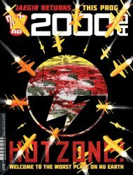 Rebellion's 2000 A.D. Issue # 2117