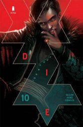Image Comics's Die Issue # 10