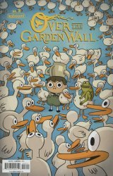 KaBOOM!'s Over the Garden Wall Issue # 3
