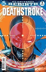 DC Comics's Deathstroke Issue # 1b