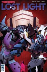 IDW Publishing's Transformers: Lost Light Issue # 20