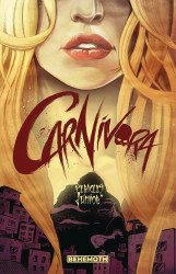 Behemoth Entertainment LLC's Carnivora Soft Cover # 1