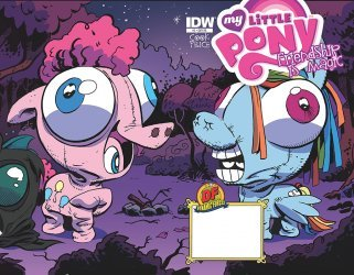 IDW Publishing's My Little Pony: Friendship is Magic Issue # 3i