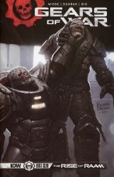 IDW Publishing's Gears of War: Rise of RAAM Issue # 3