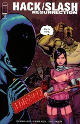 Image Comics's Hack/Slash: Resurrection Issue # 11d