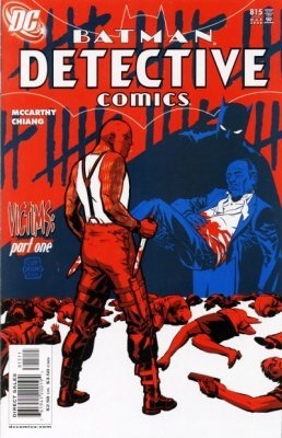 DC Comicss Detective Comics Issue 815