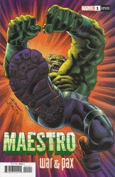 Marvel Comics's Maestro: War and Pax Issue # 1d