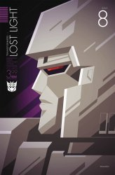IDW Publishing's Transformers: Lost Light Issue # 8c