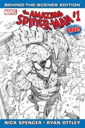 Marvel Comics's Amazing Spider-Man Issue # 1m