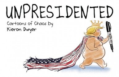 Image Comics's Unpresidented: Cartoons Of Chaos Hard Cover # 1