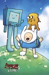 KaBOOM!'s Adventure Time Comics Issue # 1sdcc