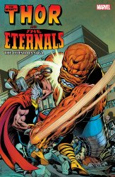 Marvel Comics's Thor and the Eternals: Celestials Saga TPB # 1