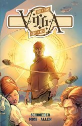 Blind Ferret Entertainment's Virga: Sun of Suns Soft Cover # 1