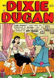 Prize Publications's Dixie Dugan Issue # 4
